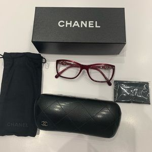 Chanel eyeglass